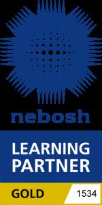 NEBOSH General Certificate Learning Partner gold logo