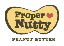 Proper Nutty Logo