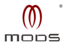 Mods Luggage Logo