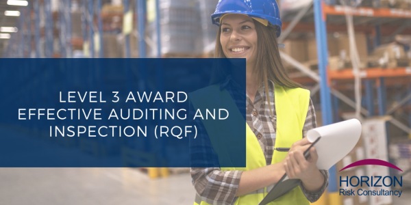 Highfield Level 3 Award in Effective Auditing and Inspection (RQF)