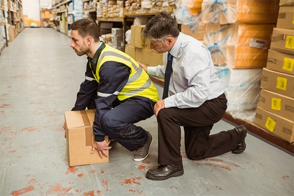 nebosh managing risk at work